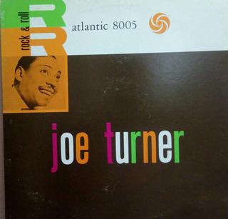 Lp Joe Turner-rock N Roll Importado Americano Raro P/coleção