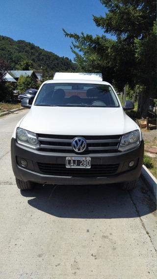 Volkswagen Amarok 2.0 Cd Tdi 122cv 4x4 Startline S34 2012