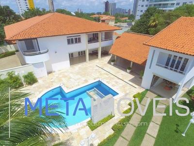 Casa Alto Padrao - Ca00056 - 4454443