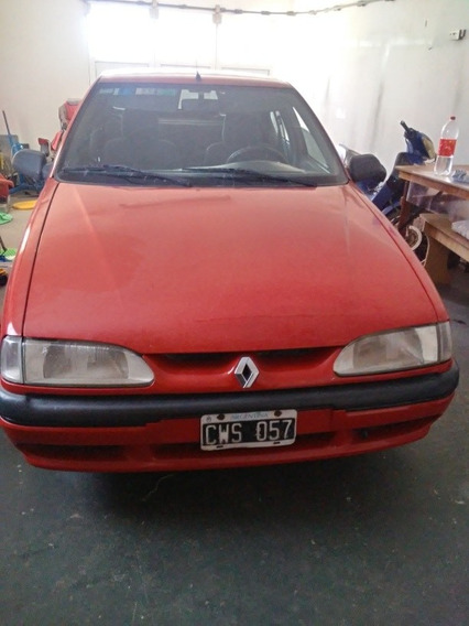 Renault R19 1.9 Red 1999