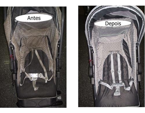 Higienização E Limpeza De Carrinhos De Bebê,bb Conforto, Etc