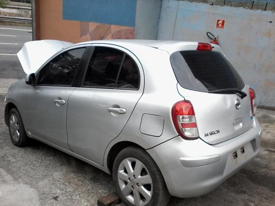 Nissan March 11/12/13/14 - Sucata Só Peças