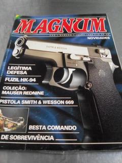 Revista Magnum Número 1 - A Primeira Julho 1986 Frete Gratis