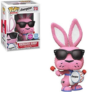 Funko Pop 73 Energizer Bunny