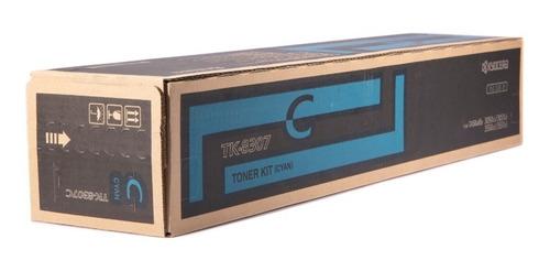 Imagen 1 de 1 de Toner Kyocera Tk-8307c Original