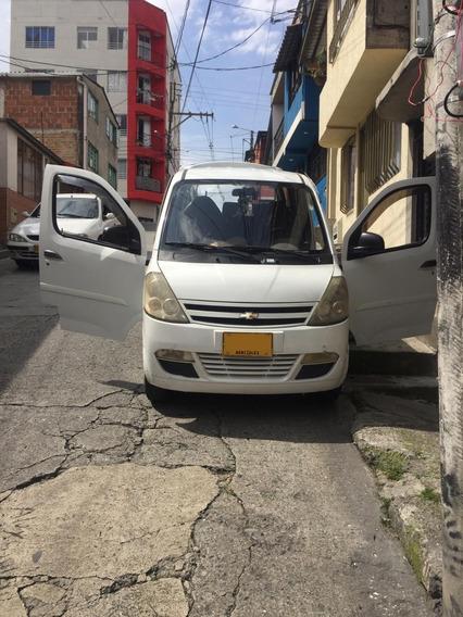 Chevrolet N200 N200 Pasajeros 8 P