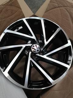 Rines 17 Volswagen Golf 4/100 5/100 5/112