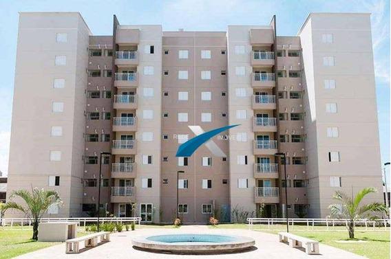 Apartamento Para Venda No Condomínio Flex Suzano, 50 M² E 6º Andar - Ap4975