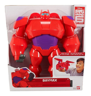 Big Hero Fig. Baymax 20 Cm Articulada Oferta!
