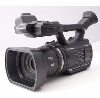 Câmera Profissional Panasonic Ag Ac 90 Fullhd 60fps