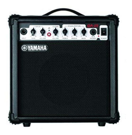 Amplificador De Guitarra Yamaha Ga-15