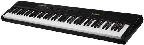 Piano Eléctrico Artesia Performer 88 Teclas - Pedal Pa-88