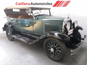 Overland Whippet Año: 1929 Excelente!!!