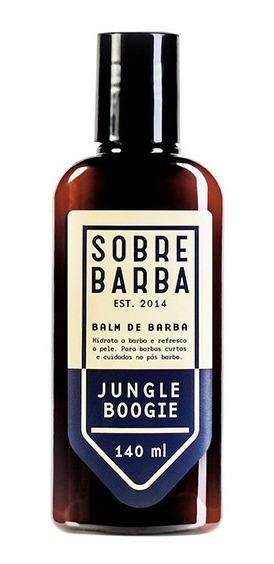 Balm De Barba Jungle Boogie Sobrebarba 140ml