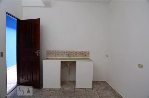 Casa Para Aluguel, 1 Dormitórios, Parque Pinheiros - Taboão Da Serra - 1732
