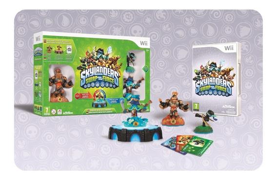 Skylanders Swap Force Wii Stater Pack