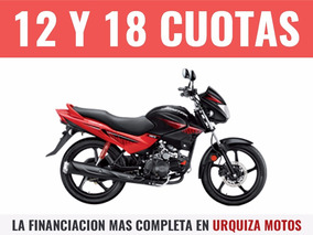 Nueva Moto Hero Ignitor 125 Exclusivo 0km Urquiza Motos