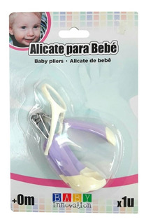Alicate Para Bebé Con Lupa Baby Innovation Babymovil -52