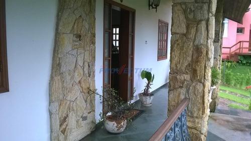 Casa À Venda Em Capela Do Barreiro - Ca244623