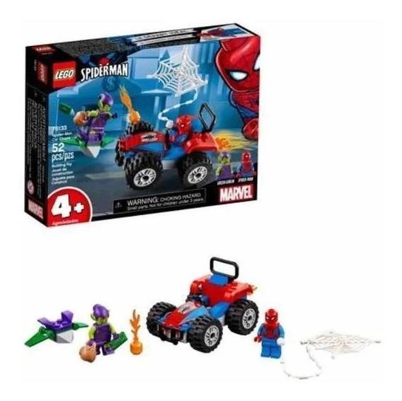 Lego Marvel Spiderman Hombre Araña Juguete Niño