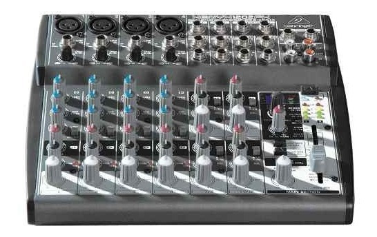 Mixer Behringer Xenyx 1202fx Garantia 2 Anos.