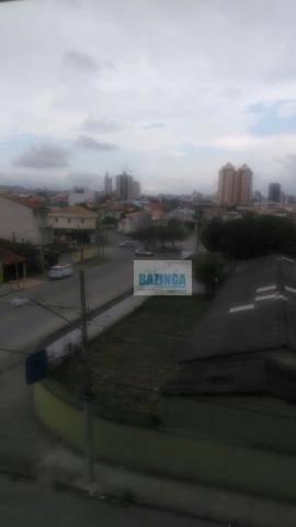 Apartamento Com 3 Dormitórios Para Alugar, 104 M² Por R$ 1.633/mês - Vila Mogilar - Mogi Das Cruzes/sp - Ap0302