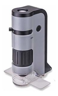 Microfiltro De Carson 100x-250x - Microscopio De Bolsillo Co