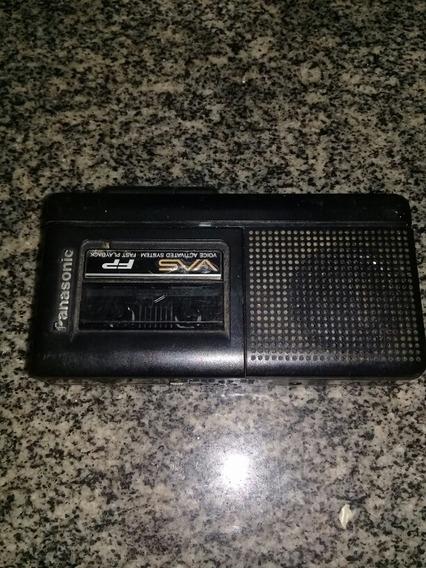 Mini Gravador Panasonic
