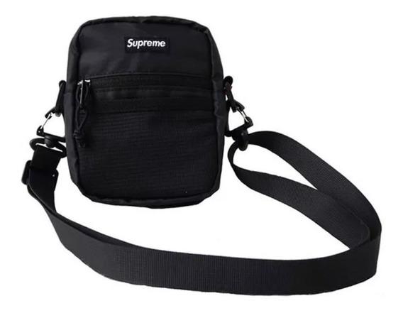 Shoulder Bag Supreme - Logo Bordado Disponivel Para Envio