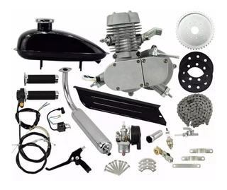 Kit Motor Completo Para Bicicleta 80cc C/ Nota Fiscal Betta