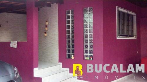 Imagem 1 de 15 de Casa Para Venda No Jardim Três Marias - 4113-r