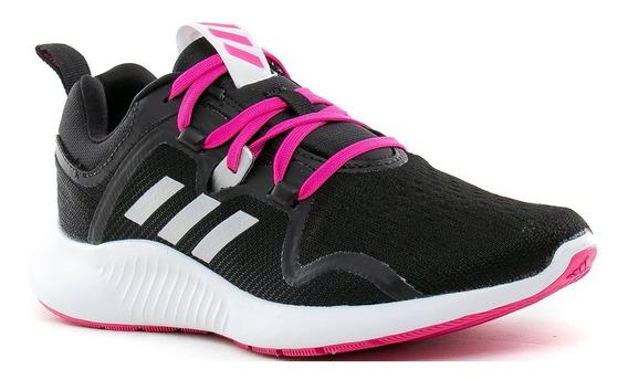 adidas Zapatillas Mujer Edge Bounce W Negro / Rosa
