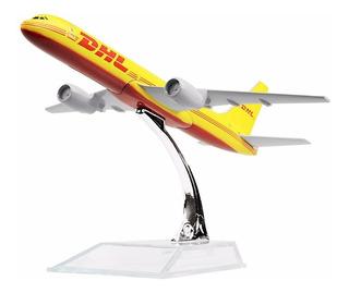 Avión Comercial Dhl B757-200 Sinotrans Colección Air Curier