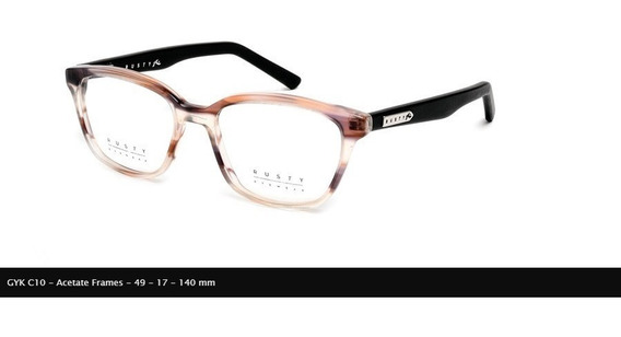 Lentes Gafas Anteojo Receta Rusty Gyk C10