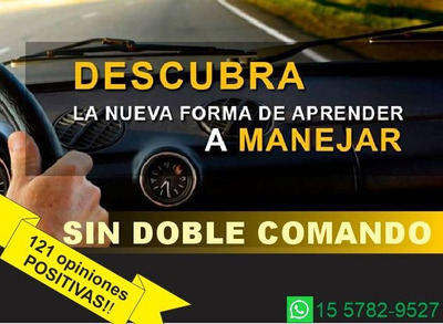 Daniel Clase Manejo Sin/doble Comando-121 Opiniones?lideres!