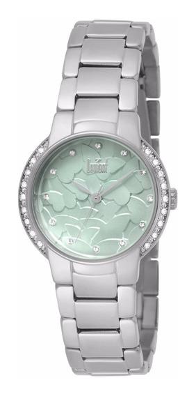 Relógio Dumont Feminino Du2036lud/1e Verde Lançamento