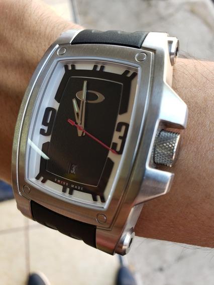 Reloj Oakley Warrant Original Swiss Made. Cómo Nuevo!