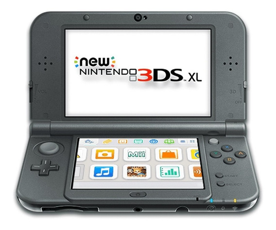 Nintendo New 3ds Xl + Pokémon Y Mídia Física