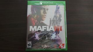 Mafia 3 Xbox One Nuevo Sellado