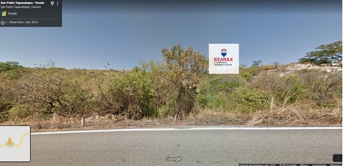 Terreno Ubicado En Carretera Internacional Cristobal