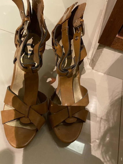 Zapatos Tacon G By Guess