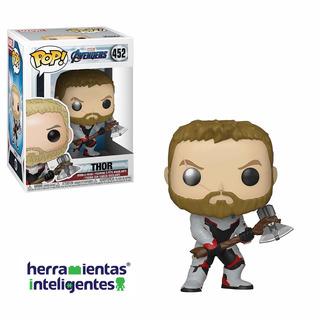 Thor Marvel Endgame Funko Pop Película Avengers