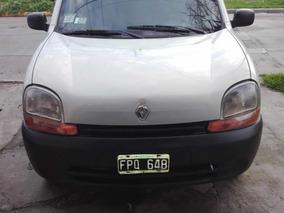 Renault Kangoo Base 1.6 16val