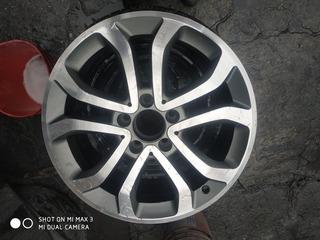 1 Rin 17 Mercedes Benz Usado, Aluminio,ideal Para Refacción