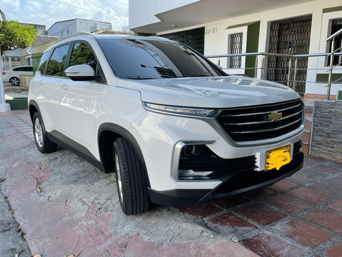 Chevrolet Captiva All New