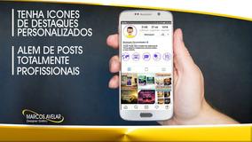 30 Posts Ou Stories Personalizados Para Instagram, Design.
