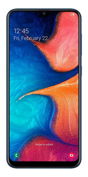 Celular Libre Samsung Galaxy A20