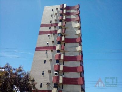 Apartamento Com 3 Dormitórios Para Alugar, 120 M² Por R$ 1.400/mês - Torre - Recife/pe - Ap1083