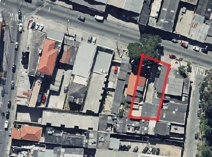 Imagem 1 de 2 de Terreno À Venda, 535 M² Por R$ 1.490.000,00 - Cangaíba - São Paulo/sp - Te0405