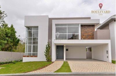 Casa No Condomínio Village Provance Vende Em Santa Felicidade - Ca0134